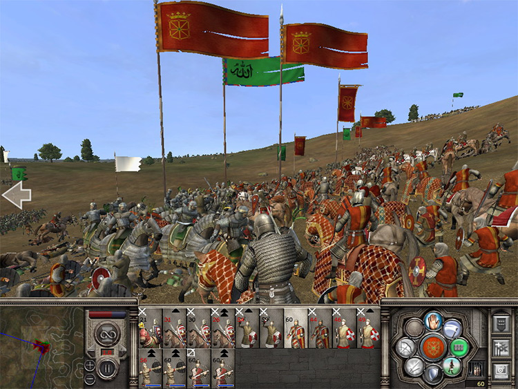 Hispania in the Middle Ages Medieval2 Mod