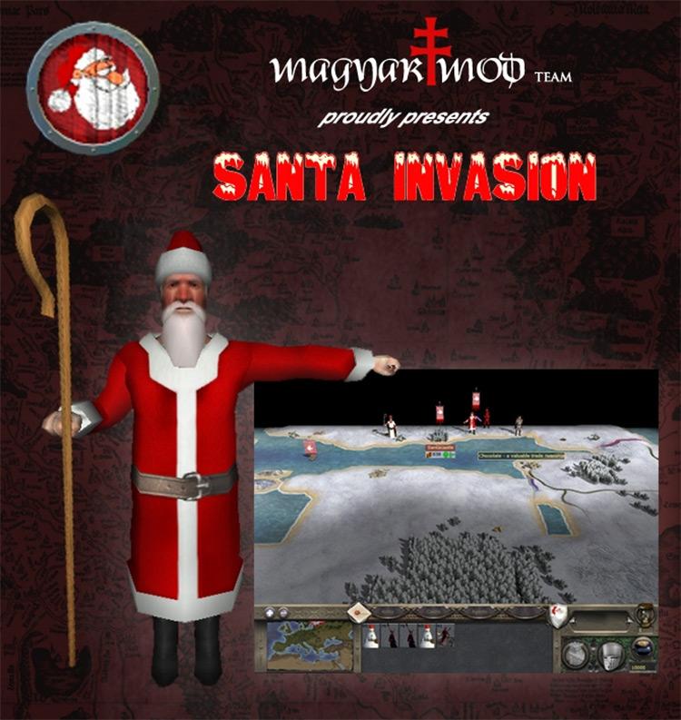 Santa Invasion Total War Medieval2
