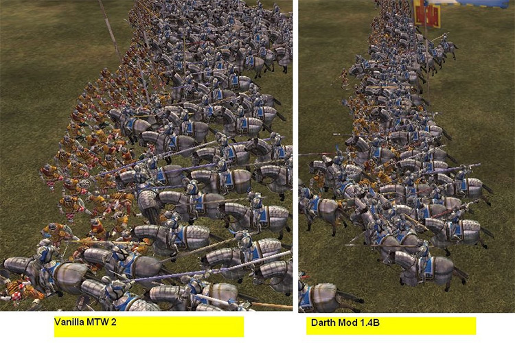 DarthMod Medieval2 TW