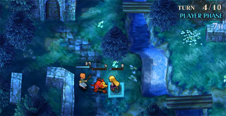 Jeanne d'Arc PSP Screenshot