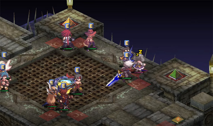 Disgaea 2: Dark Hero Days PSP Screenshot