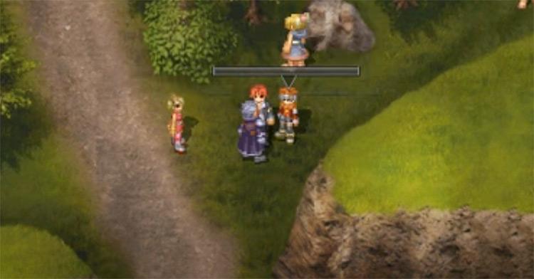 Growlanser: Wayfarer of Time PSP Screenshot