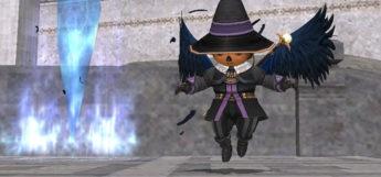 FFXI Black Mage Taru Character