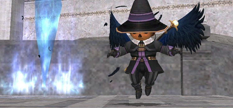 FFXI: The Best Subjobs For Black Mage