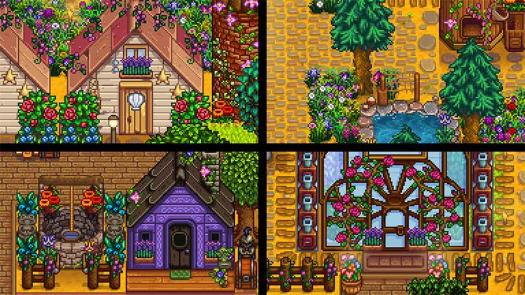 Home Customization Mod for Stardew Valley