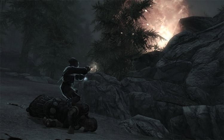 Save the Dark Brotherhood Quest Mod