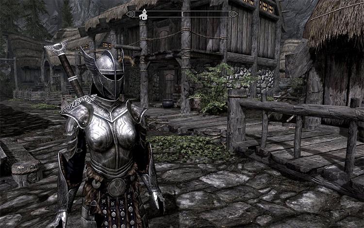 SkyRealism Armor Mod