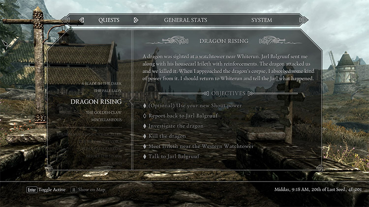 Font and interface makeover mod