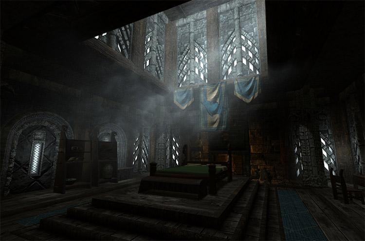 Realistic Lighting Overhaul Mod for Skyrim