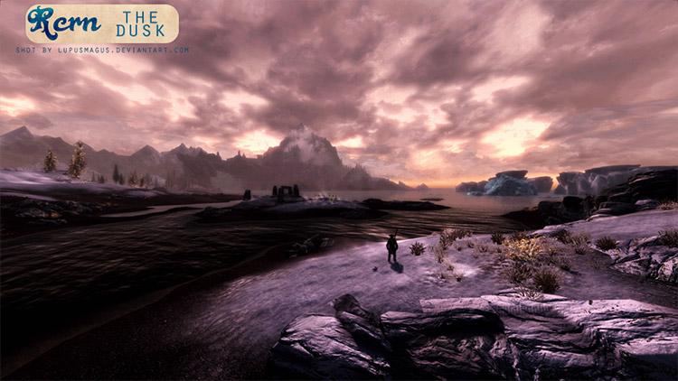 HDR Lighting Mod for Skyrim