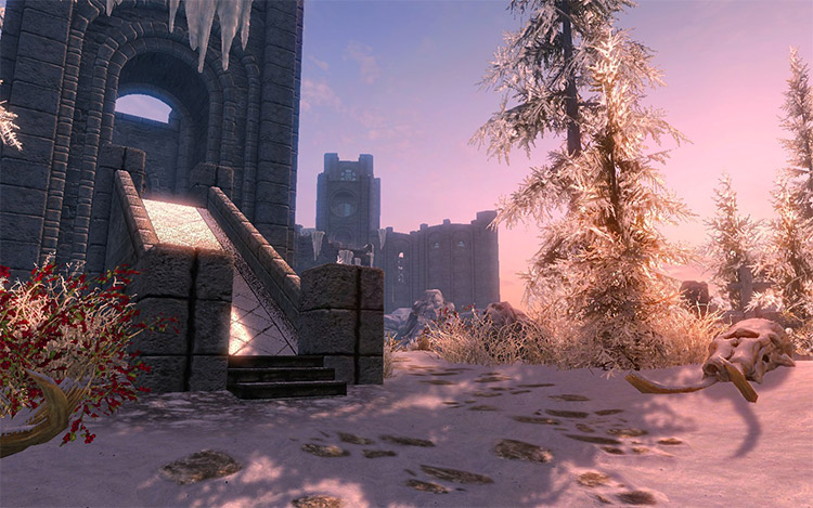 Surreal Lighting / Skyrim Mod