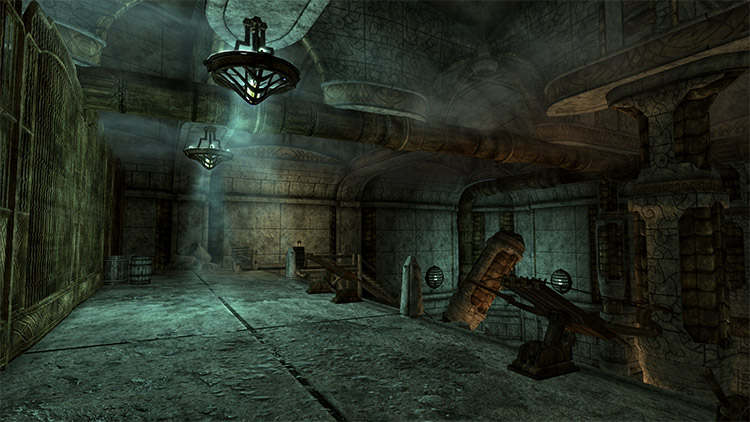 Luminosity Lighting Overhaul Mod for Skyrim