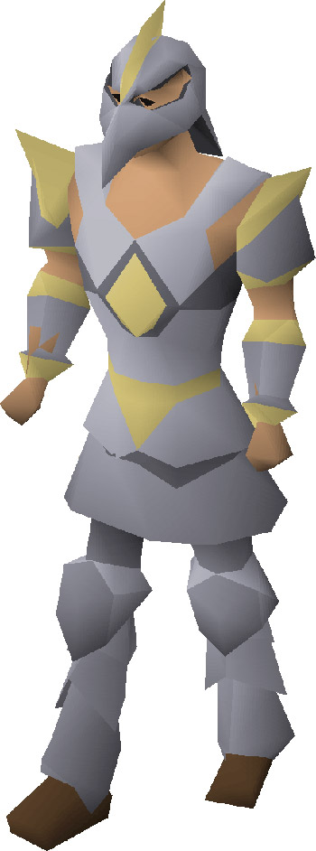 Armadyl Armour Full Set in OSRS