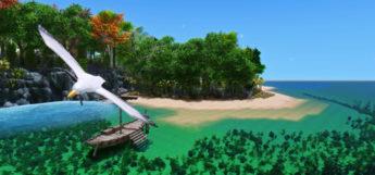 Tropical Islands Reloaded Mod / Skyrim Preview