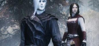 TDN Vampire Armor Mod Preview for Skyrim