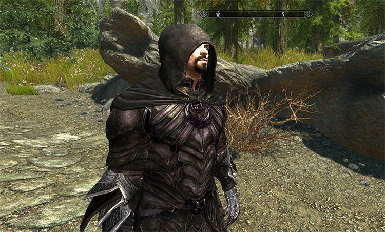 Vampire Daywalker Armor Mod for Skyrim