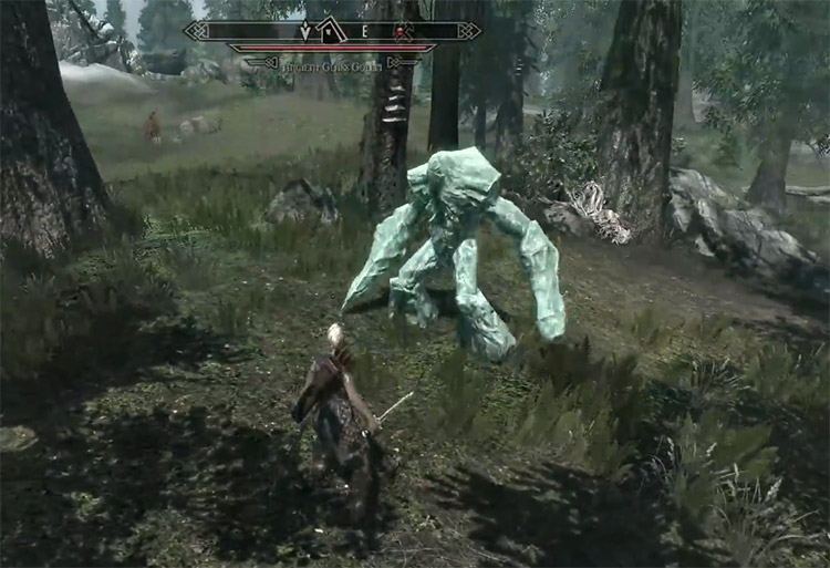 Mortal Enemies Mod for Skyrim