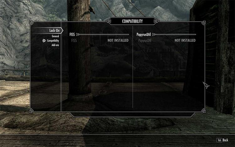 Lock-On Battle Mod for Skyrim