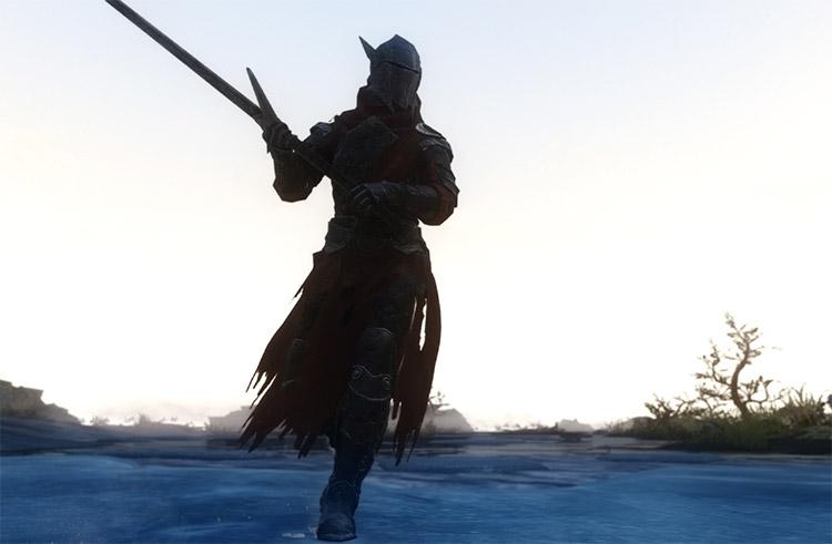 Resplendent Armor Mod in Skyrim