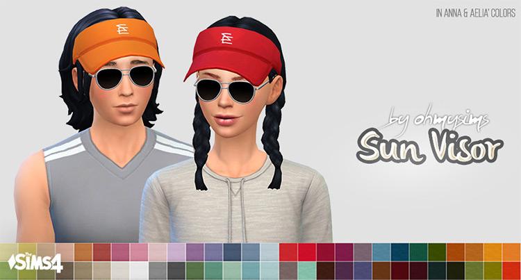 Sun Visor for The Sims 4