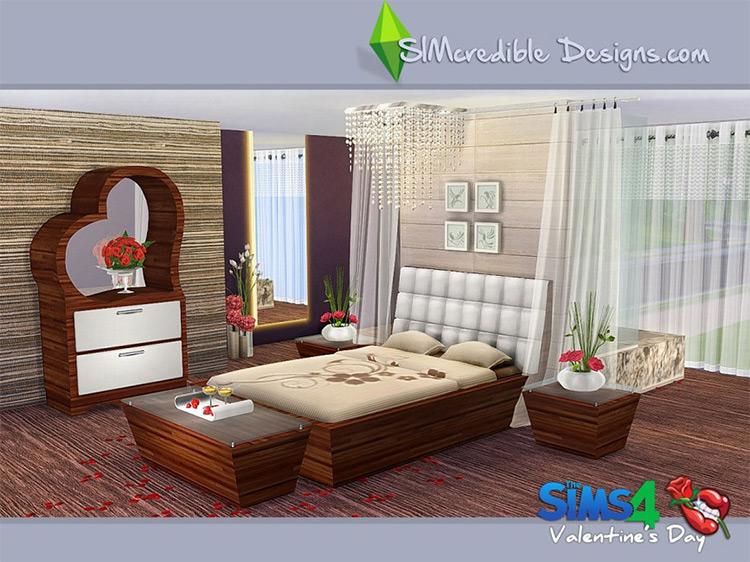 Valentine's Day 2016 Set / Sims 4 CC