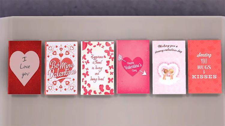 Valentine's Day Gift Set / TS4 CC