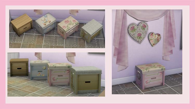 Pandora Toybox / TS4 CC