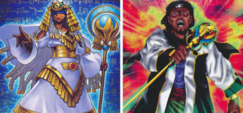 Gravekeepers Shaman and Chief YGO Cards