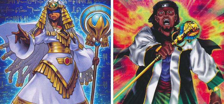 Yu-Gi-Oh: The Best Gravekeeper's Cards For Your Deck