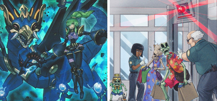 ElShaddoll Winda and Can Only Be One YGO
