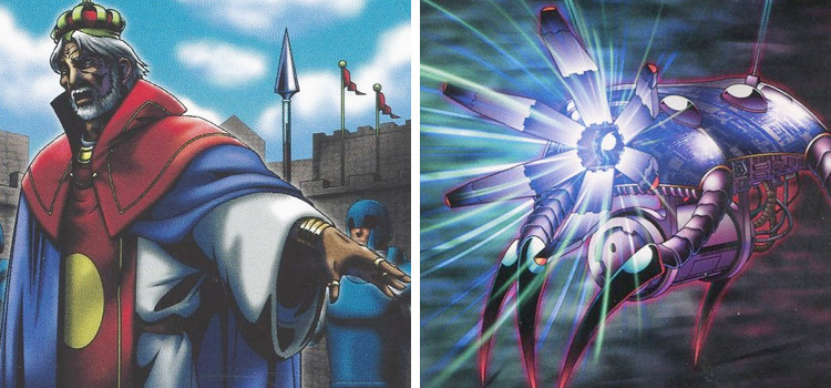 Imperial Order and Spell Canceler YGO