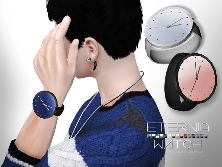 Eternia Watch for The Sims 4