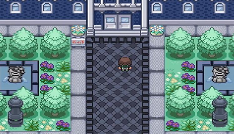 Pokémon Rejuvenation ROM Hack Screenshot