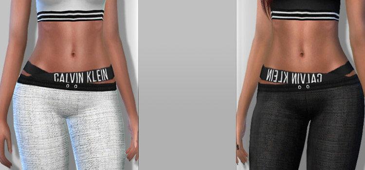 Best Sims 4 Calvin Klein CC (Male + Female)