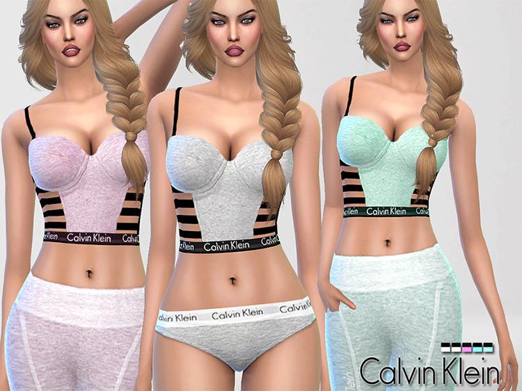 Calvin Klein Bustier TS4 CC