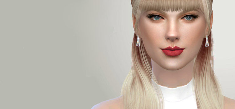 Sims 4 Taylor Swift CC: Hair, Clothes & More