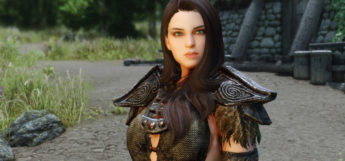 Beauty Mod for Lydia in Skyrim SSE