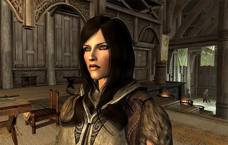 Lovely Lydia Beauty Mod for Skyrim