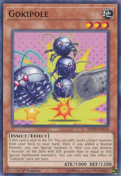 Gokipole Yu-Gi-Oh Card
