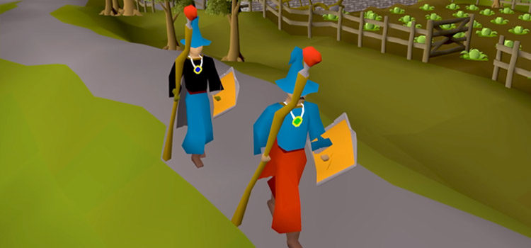 Best F2P Armour in Old School RuneScape (Range, Mage & Melee)