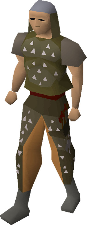 Coif Headgear preview from OSRS