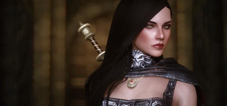 Seranaholic Beauty Mod for Skyrim SSE