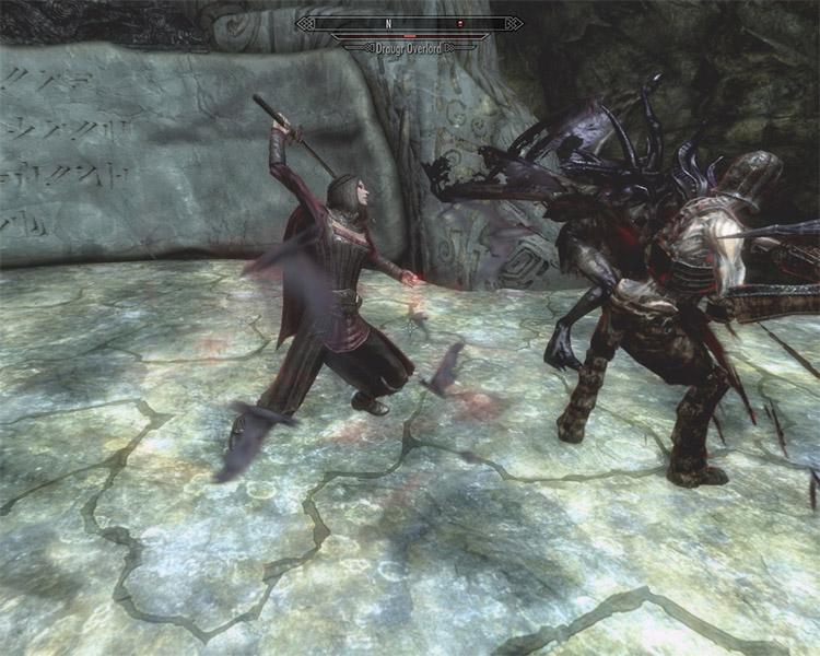 Deadlier Serana Mod for Skyrim