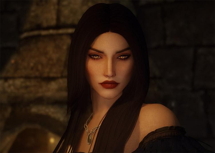 Pandorable's Serana Mod for Skyrim