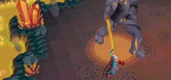 Dragon Warhammer battle screenshot in Old School RuneScape