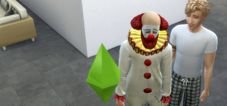 Best Sims 4 Clown CC: Makeup, Clothing & More