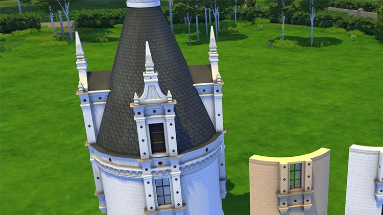 Atelier Castle Set / TS4 CC