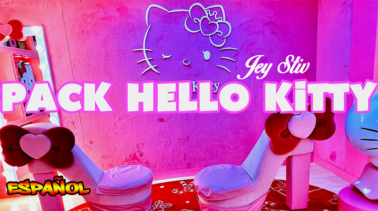 Hello Kitty CC Pack for The Sims 4