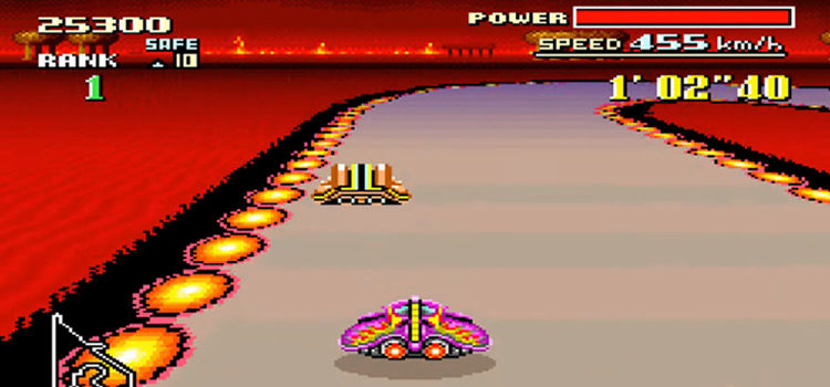 The Best F-Zero SNES ROM Hacks To Try Out