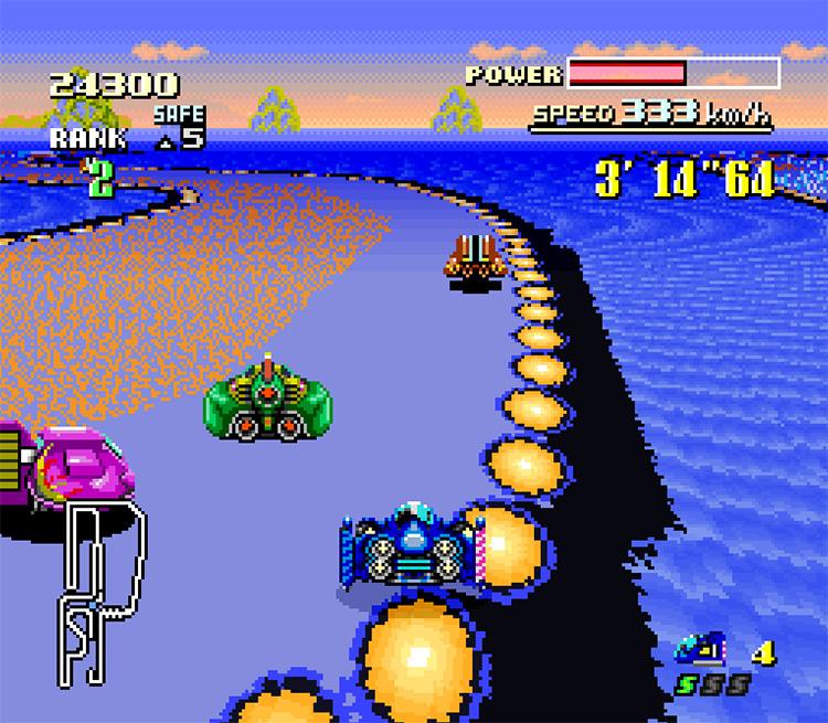 F-Zero: Nebula Highway screenshot